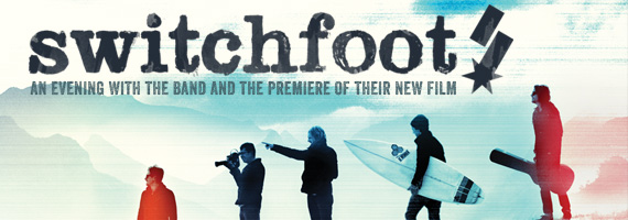 Switchfoot - Fading West Tour