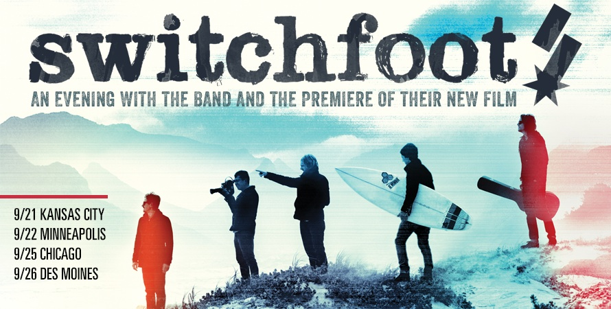 2013 Switchfoot Fading West